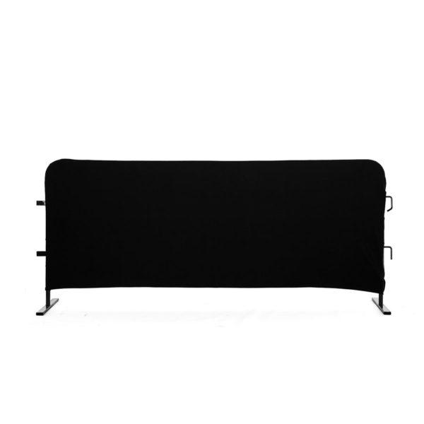 2.5m Lightweight Barricade Cover